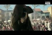 Tornano i Pirati dei Caraibi