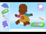 Divertido Juego Bebé Médico de Juegos para Niños los Niños Aprenden a cuidar del Bebé con el Bebé Hazel Mano Fra