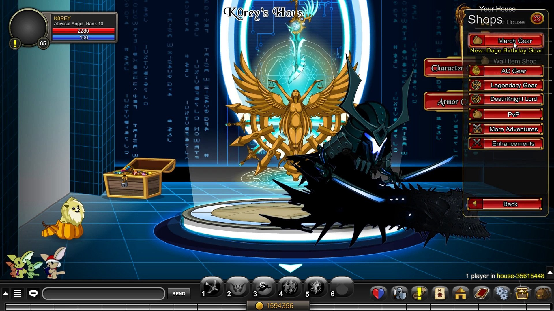 Paragon Dreadnought Pet VS UW3017 Paragon Pet Quest Guide_Reveiw ~ AQW