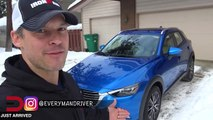 Just Arrived - 2017 Mazda CX-3 AWD on Everyman Driver-64OsDQjxqes