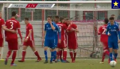 Benjamin Hadžić postigao hat-trick za Bayern U19