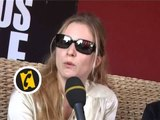 Interview Natacha Régnier - Les Amitiés maléfiques - (2006)