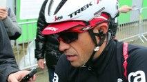 """Paris-Nice 2017 - Alberto Contador : """"Je suis encore un peu malade mais je me sens de mieux en mieux"""""""