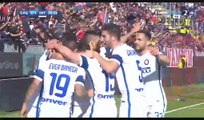 All Goals & Highlights HD - Cagliari 1-5 Inter - 05.03.2017