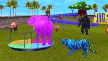 Funny Dinosaurs Cartoon 3D Animation Short Film For Children | Animals Short Movie For Kid