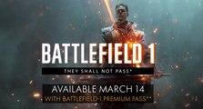 BATTLEFIELD 1 - They Shall Not Pass - Premium Pass DLC - PS4