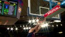 [HIGHLIGHTS] BASKET (ACB): FC Barcelona Lassa - Murcia (73-70)