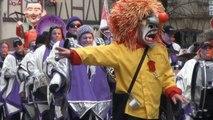 Carnaval de Mulhouse: dans l'ambiance de la grande cavalcade