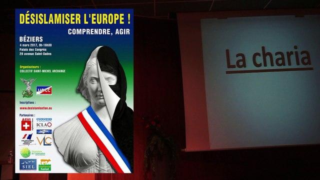Désislamiser l'Europe : la charia cernée par Alain Wagner