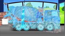 El aprendizaje de Emergencia de Vehículos   vehículos de Calle para los Niños   Aprendizaje de Vehículos Pesados Para K