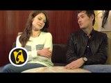 Interview Emilie Dequenne & Loic Corbery - Pas son genre - (2014)