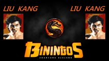 Mortal Kombat Liu Kang VS Liu Kang