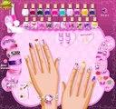 Привет Китти ногтей видео макияж игры для игр для девочек, доступных игр, филь кухни Ho1mKXcG26k