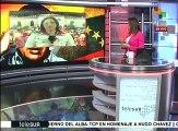 Venezolanos participan de manera masiva en homenajes a Hugo Chávez