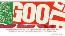 ᴴᴰ Corita Kents 96th Birthday - Google Doodle (new-11-20) w/ music