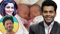 Bollywood REACTS On Karan Johar's Fatherhood | Bollywood Buzz
