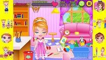 Bebé Barbie Juegos Para Jugar ❖ Bebé Barbie Fiesta de Cumpleaños ❖ dibujos animados Para Niños en inglés