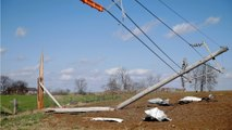 Pair Of Tornadoes Tear Through Missouri Bringing Heavy Rain & Large Hail