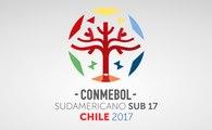 Sudamericano Sub 17 de fútbol: Colombia vs. Paraguay / #Sub17EnTyC