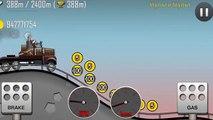 Hill Climb Racing #4 Мультик игра для детей про ГОНКИ на крутых ТАЧКАХ по ОПАСНЫМ трассам