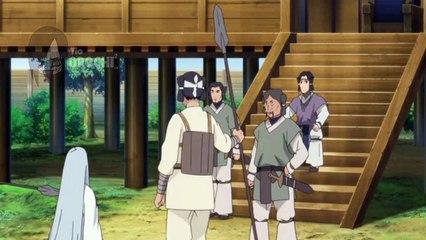 A Historia de Kaguya - Tio Orochi