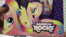 MY LITTLE PONY RAINBOW ROCKS Rainbow Dash MLP Blind Bag - Surprise Egg and Toy Collector S