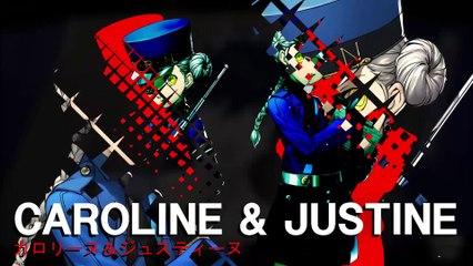 Persona 5 : Introducing Caroline &Justine