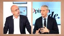 Franck Riester (LR): «François Fillon est un homme d'État, il prendra la bonne décision pour sa famille politique»