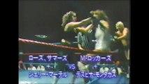 Midnight Rockers vs Buddy Rose/Doug Somers (AWA December 25th, 1986)