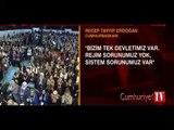 Cumhurbaşkanı  Erdoğan: Almanya'nın uygulaması Nazi'den farklı değil