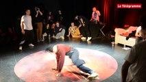 UnVsti Event. Le hip-hop enflamme Saint-Brieuc !