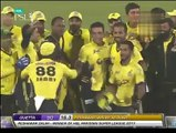 Peshawar zalmi victory PSL 2017 finals-Quetta gladiator Last wicket