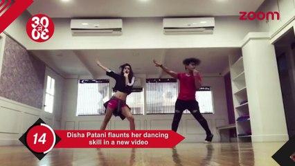 Disha Patani Flaunts Her Dancing Skills, Ayushmann & Bhumi Start A Shooting For Their Upcoming Movie