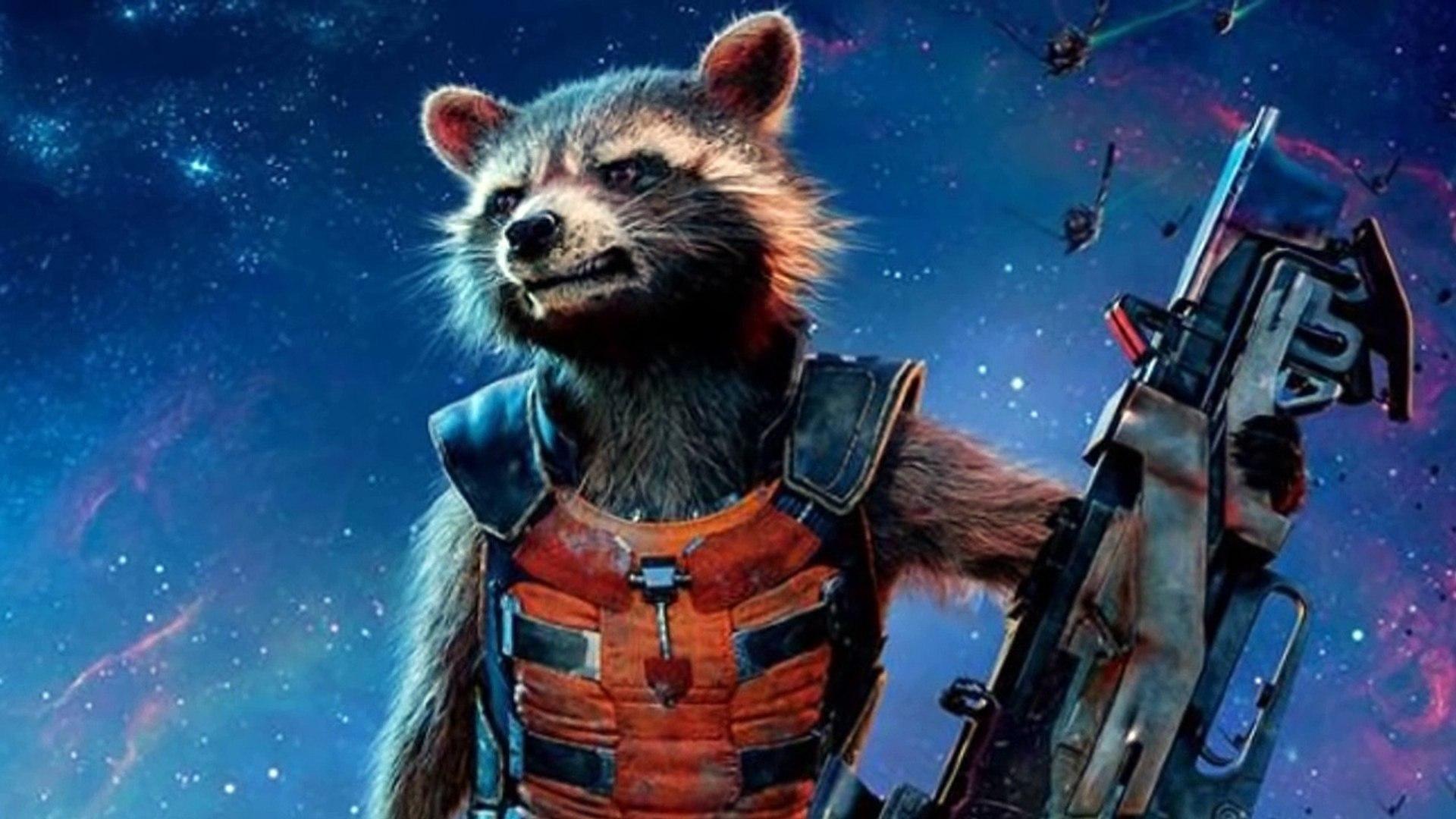 Las 8 cosas que no sabías de Rocket Raccoon y Groot
