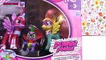 POPPING PINKIE PIE Lets Play Pop Up My Little Pony - HAPPY BIRTHDAY MRS SETC