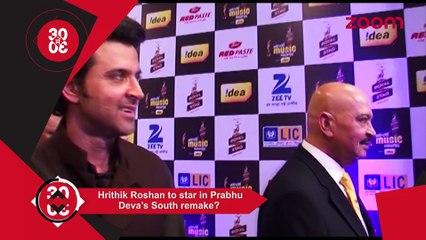 Hrithik To Star In Prabhu Deva's South Remake, Sidharth To Star In Hum Remake