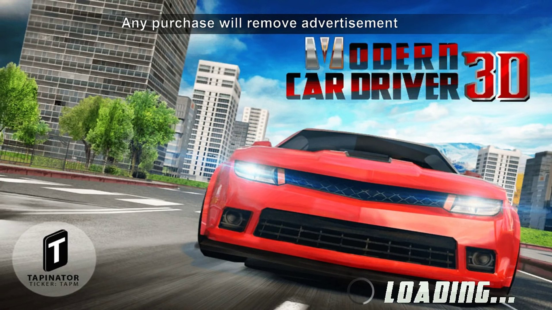 Современные водитель автомобиля 3D для андроид геймплей HD