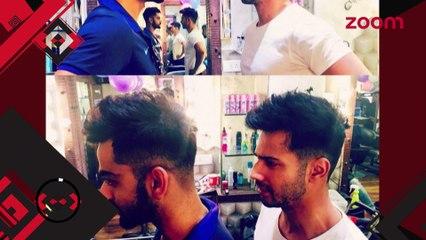 Varun & Virat Kohli To Sport The Same Hairstyle, Parineeti Unwinds On A Movie With A Bud