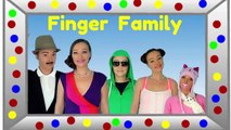 Finger Family Song - Daddy Finger Nursery Rhymes for Children, Kids and Toddlers!