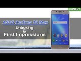 Asus Zenfoe 3S Max Unboxing & First Impressions - GIZBOT