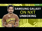 Samsung Galaxy On Nxt Unboxing - GIZBOT