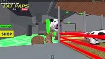 Roblox Adventures / Escape the Butcher Shop Obby / EVIL BUTCHER MURDERER!
