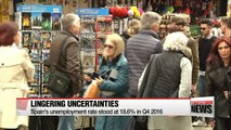 Spain slowly recovers from throes of global financial crisis
