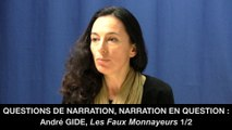 I. André GIDE, Questions de narration, narration en question dans Les Faux-monnayeurs, Christine JAOUEN, Jean-Pierre LANGEVIN