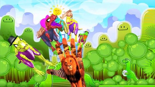 Dora The Explorer Spiderman Dinosaurs Cartoon For Children Dora The Explorer Dinosaurs Mov
