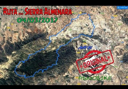 Sierra Almenara 04MAR17
