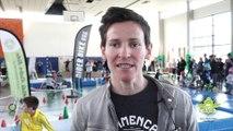 Adrénaline - VTT : Interview d'Anne-Caroline Chausson lors du Kids Rider Bike Challenge 2017