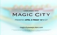 Magic City - Promo saison 1 - Classic Cadillac Sweepstakes