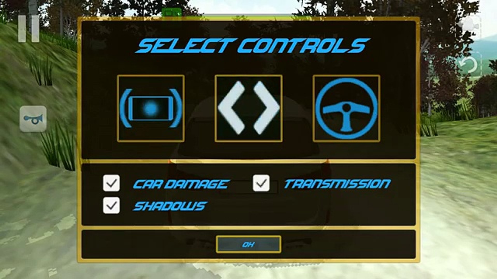 Внедорожный автомобиль x андроид геймплей HD