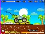Монстр Трак Мультик про машинки Игры Гонки для детей Stickman Downhill Monstertruck